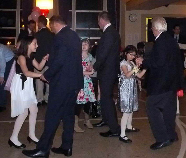 Father-Daughter Dinner And Dance